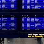 Flight 666 on Friday the 13th to HEL