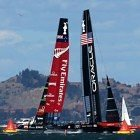 America's Cup Won by the Oracle Team USA