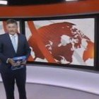 Simon McCoy Holds Stack of Paper instead of iPad on BBC