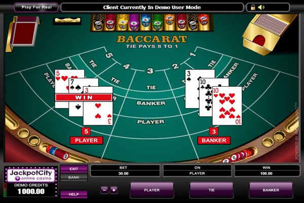 casino джекпот