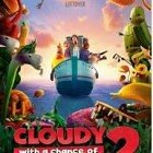 Cloudy with a Chance of Meat Balls 2