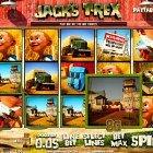 Jack's T-Rex Slot Machine